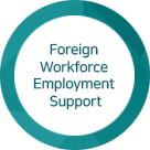 Supporting Foreign Workforce Employment